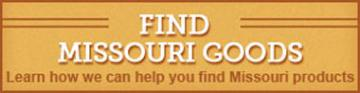 Find Missouri Goods - Learn how we can help you find Missouri products