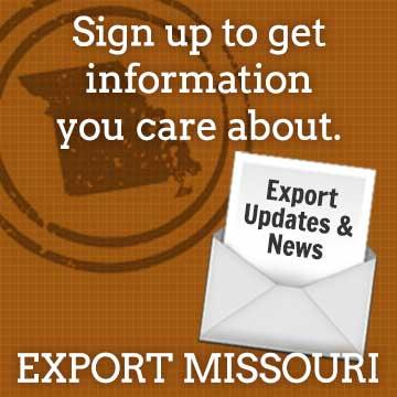 Export Updates & news - Sign up to get information you care about.