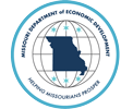 Missouri Department of Economic Development logo